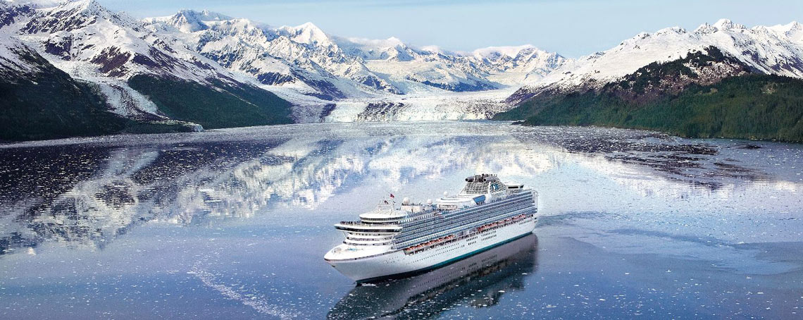 Exclusive cruises to Alaska