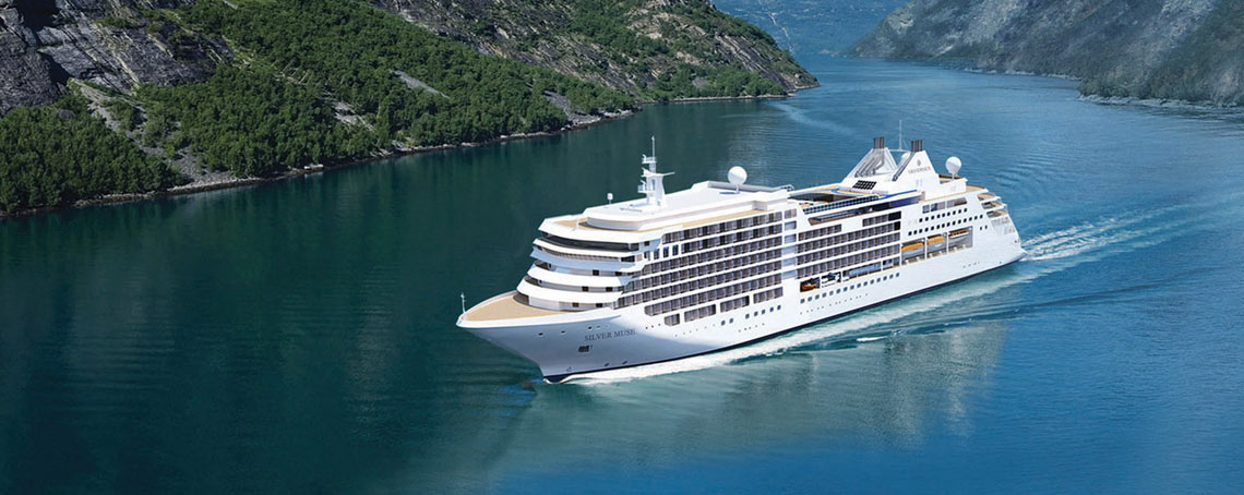 Cruceros All-Inclusive Ultra-Luxury en Europa del Norte