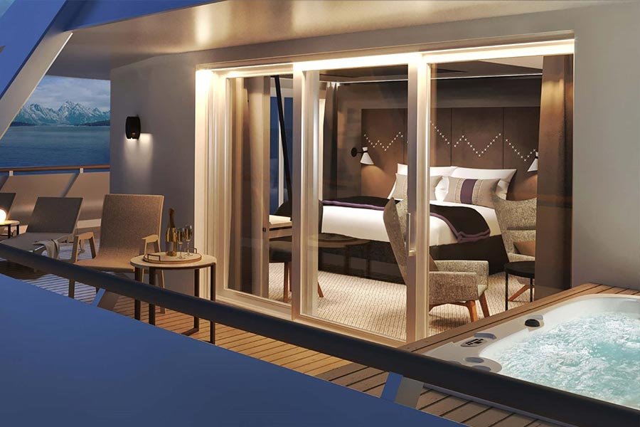 XL Suite with balcony