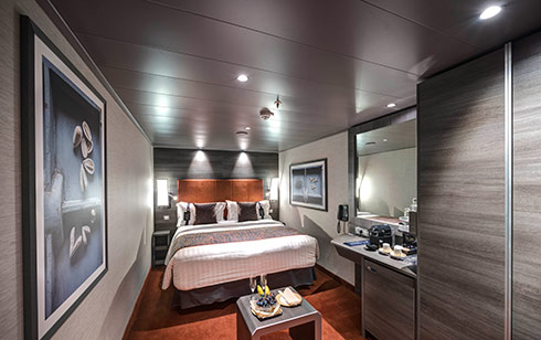 MSC Yacht Club Interior