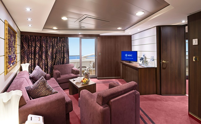 Yacht Club (Suite Royal)