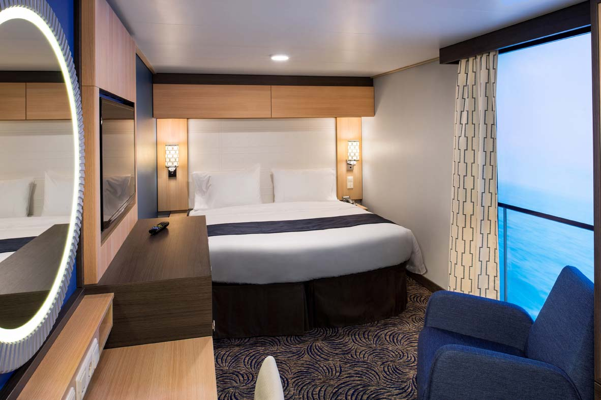 Radiance of the seas ship details taoticket for Royal caribbean solo cabins