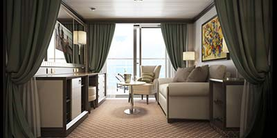 Superior Verandah Suite