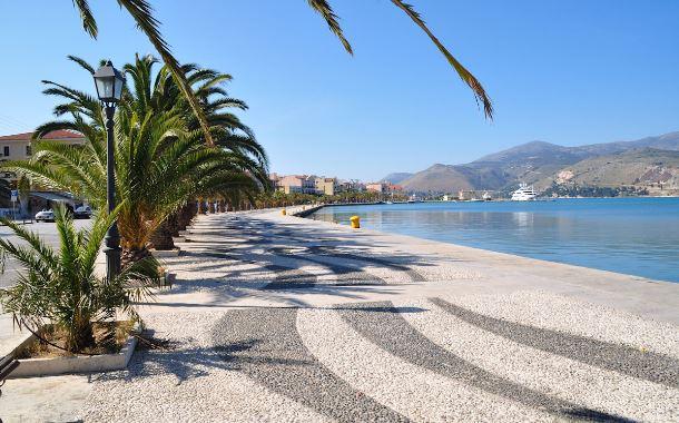 Argostoli Touristic Port Kefalonia Greece Taoticket