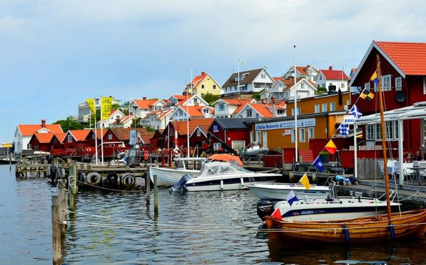Goteborg Touristic Port Goteborg Och Bohus Sweden Taoticket