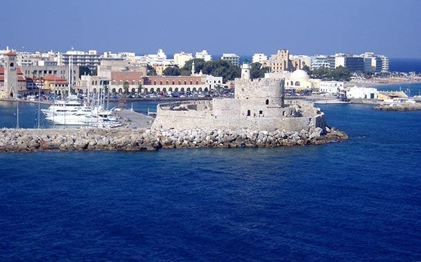 Katakolon Touristic Port Elide Greece Taoticket