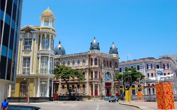 Recife Touristic Port Pernambuco Brazil Taoticket