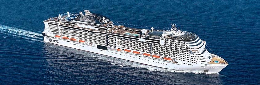 Cruises with MSC Grandiosa 2018 - 2019 | Taoticket