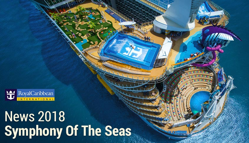 Symphony Of The Seas Ship Details Taoticket
