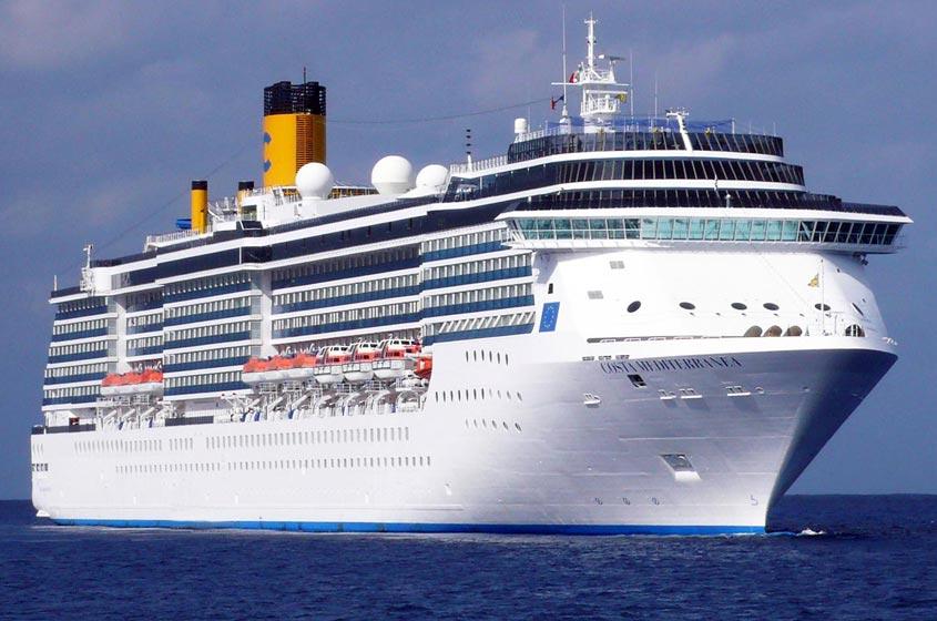 costa mediterranea ship details taoticket