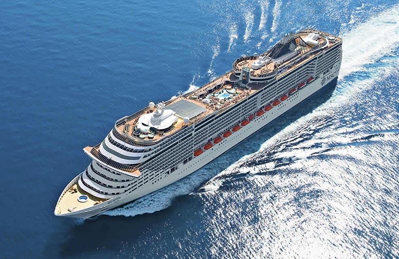 MSC Armonia Ship Details Taoticket - Msc armonia